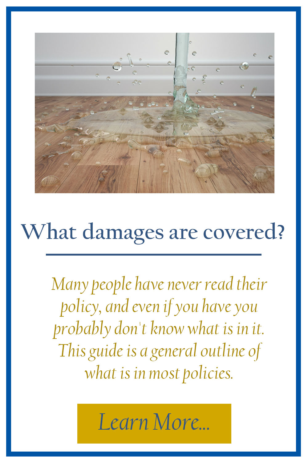 Covered Damages TILE