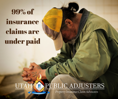 99% of insurance claims are under paid.  The insurance companies don't want to keep their promises. You kept your end of the promise, you just want them to keep theirs.  Don't put your financial future at risk. Get the help that you deserve.